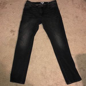 William Rast black 36x32 jeans
